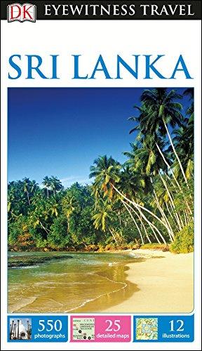 9781465441164: DK Eyewitness Travel Guide: Sri Lanka