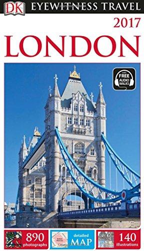 9781465441218: Dk Eyewitness 2017 London (Dk Eyewitness Travel Guide)