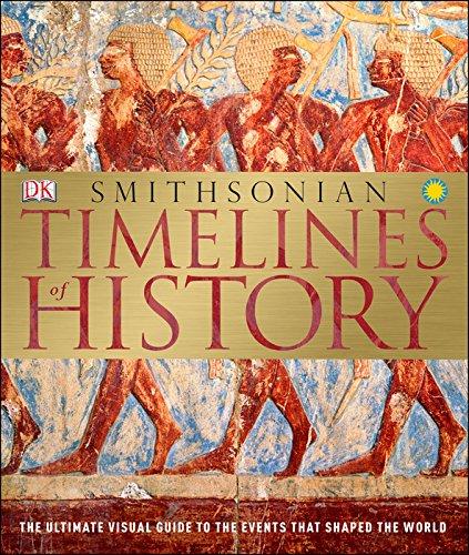 Timelines of History (Paperback): DK Publishing