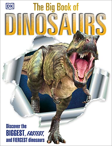 9781465443779: The Big Book of Dinosaurs