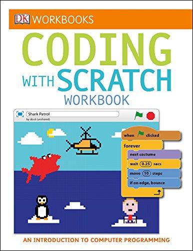 DK Workbooks: Coding with Scratch Workbook: DK