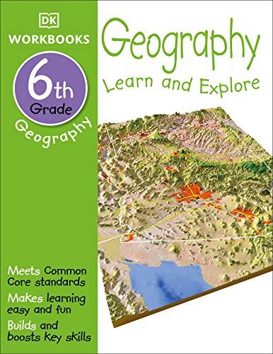 9781465444257: DK Workbooks: Geography, Sixth Grade