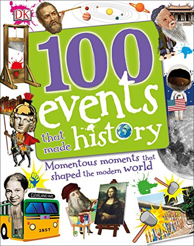100 Events That Made History: DK Publishing
