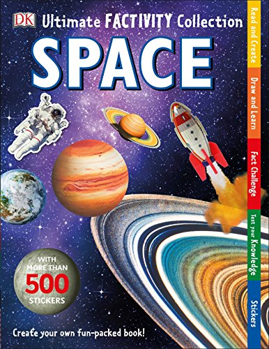 Ultimate Factivity Collection: Space: DK Publishing