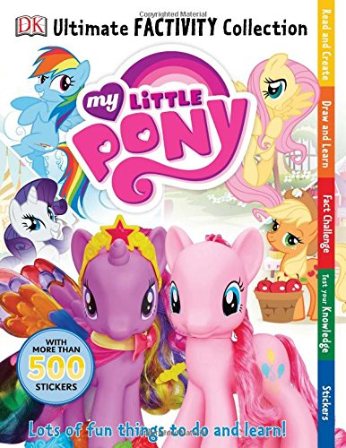 Ultimate Factivity Collection: My Little Pony (Paperback)