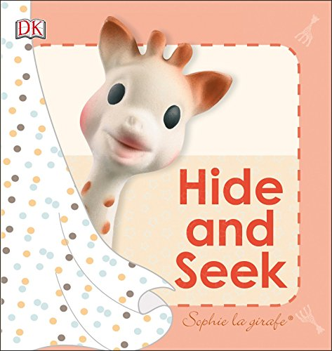 9781465444615: Sophie la girafe: Hide and Seek
