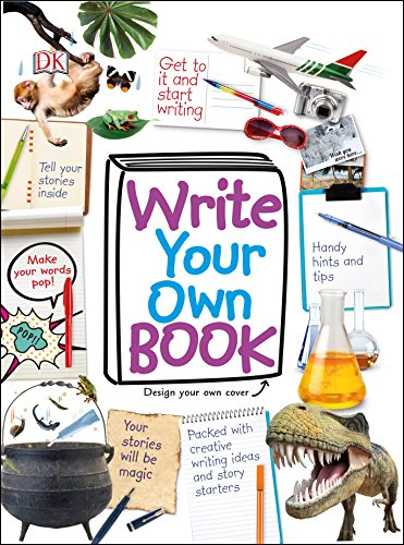 Write Your Own Book: DK