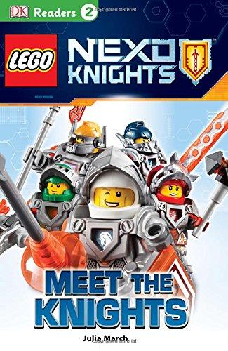 9781465444738: DK Readers L2: LEGO NEXO KNIGHTS: Meet the Knights