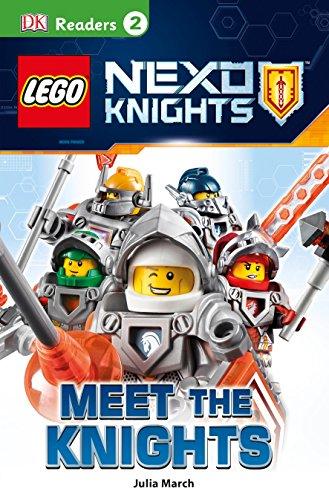 9781465444745: Lego Nexo Knights: Meet the Knights (DK Readers. Lego)