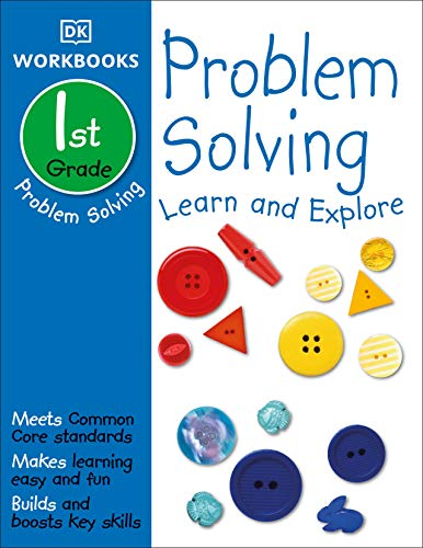 9781465444790: DK Workbooks: Problem Solving, First Grade