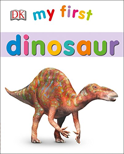 9781465444912: My First Dinosaur