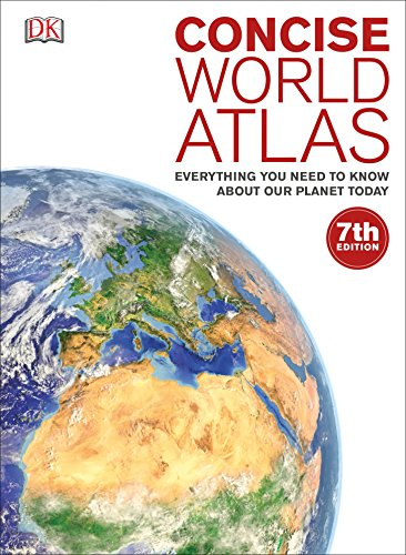 9781465444998: Concise World Atlas, 7th Edition