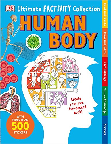 Ultimate Factivity Collection: Human Body: DK Publishing