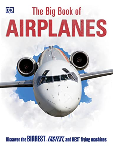 9781465445070: The Big Book of Airplanes