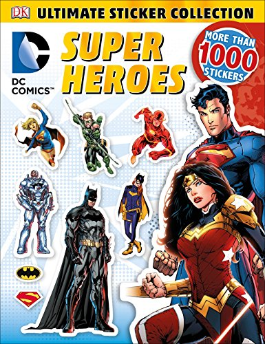 DC Comics Super Heroes (Paperback or Softback)