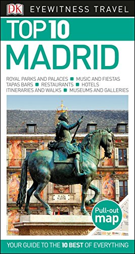 9781465445766: Top 10 Madrid (Dk Eyewitness Top 10 Travel Guide)