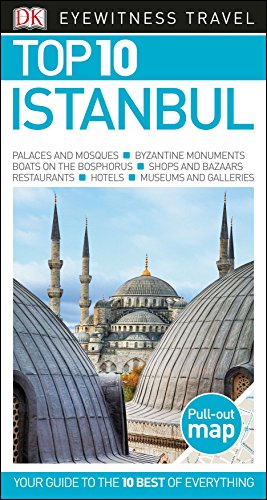 9781465445797: Top 10 Istanbul (Eyewitness Top 10 Travel Guide)