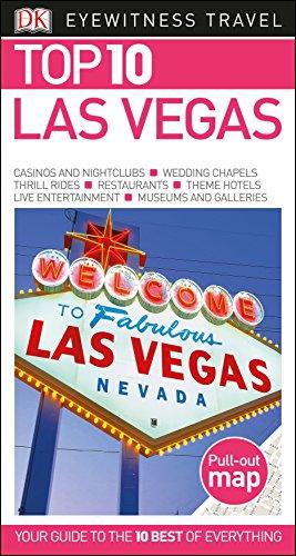 9781465445810: Top 10 Las Vegas (Eyewitness Top 10 Travel Guide)