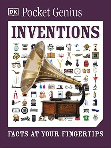 Pocket Genius: Inventions: DK Publishing