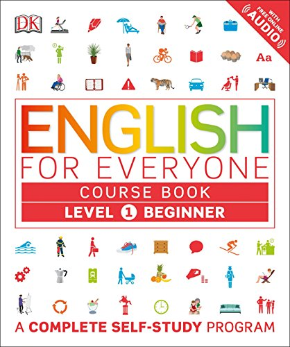9781465447623: English for Everyone: Level 1: Beginner, Course Book: A Complete Self-Study Program