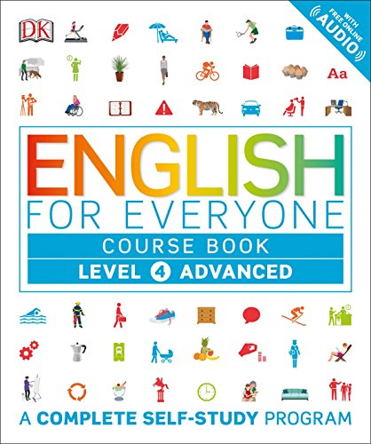 English for Everyone: Level 4: Advanced, Course Book: DK