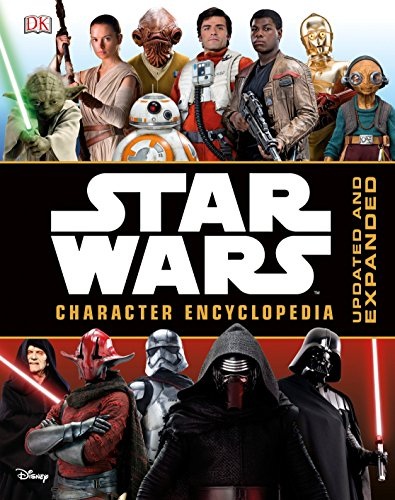 Star Wars Character Encyclopedia, Updated and Expanded: Pablo Hidalgo; Simon Beecroft