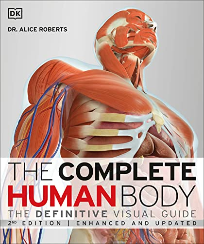 9781465449184: The Complete Human Body: The Definitive Visual Guide