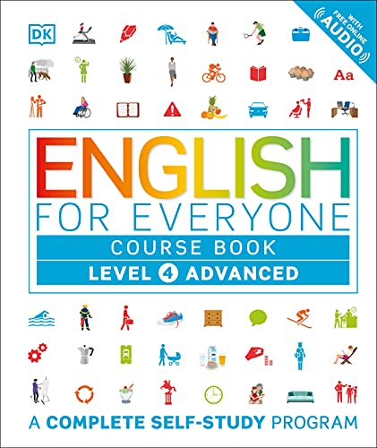 9781465449399: English for Everyone: Level 4: Advanced, Course Book (Library Edition)