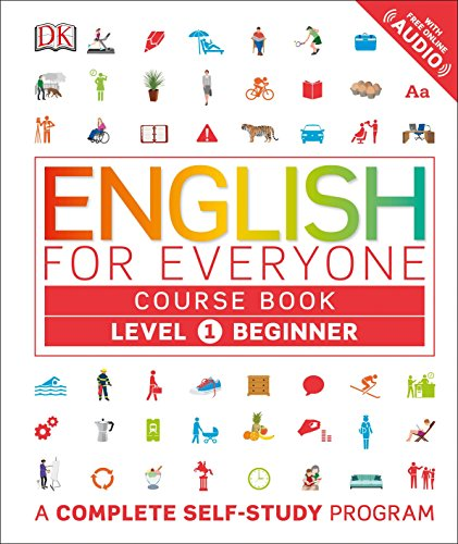 9781465449405: English for Everyone: Level 1: Beginner, Course Book (Library Edition)