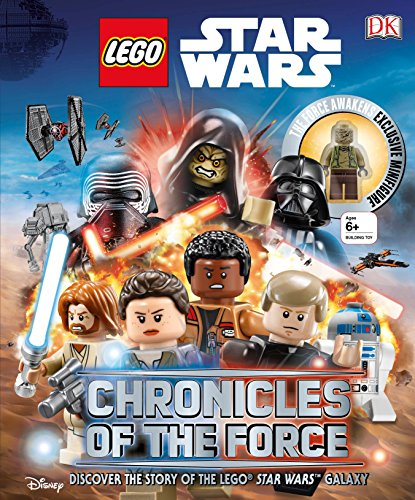 9781465449672: LEGO Star Wars: Chronicles of the Force