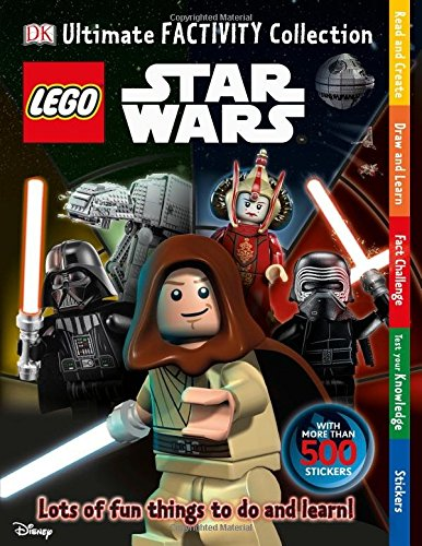 9781465449801: Ultimate Factivity Collection: Lego Star Wars (DK Ultimate Factivity Collection)