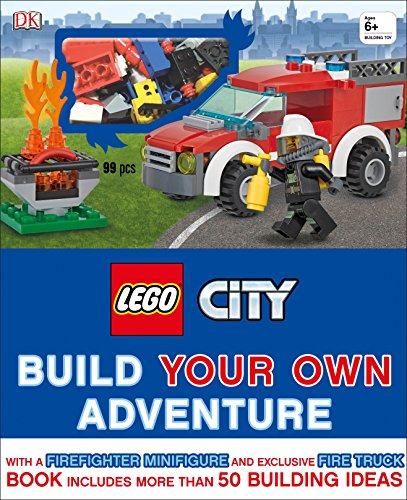 9781465450463: Lego City: Build Your Own Adventure