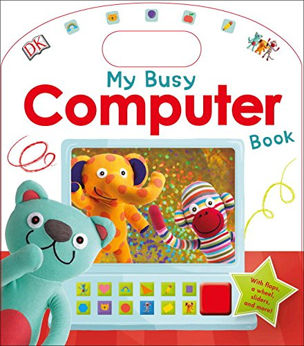 9781465451293: My Busy Computer Book (Skills for Starting School)