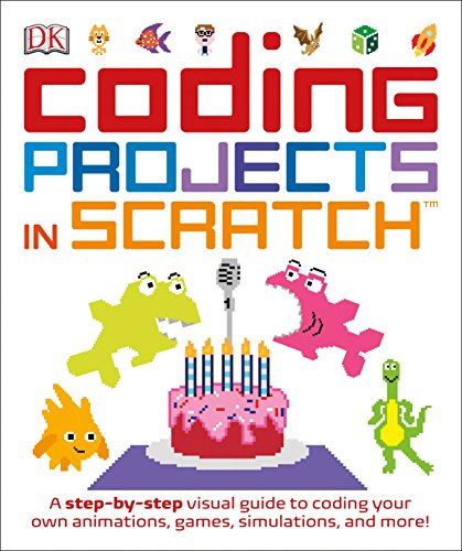 9781465451422: Coding Projects in Scratch