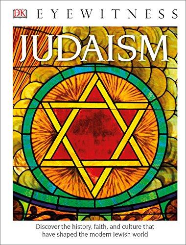9781465451774: DK Eyewitness Books: Judaism (Library Edition)