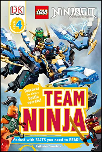 9781465451910: Lego Ninjago: Team Ninja (DK Readers: Lego Ninjago, Masters of Spinjitu)