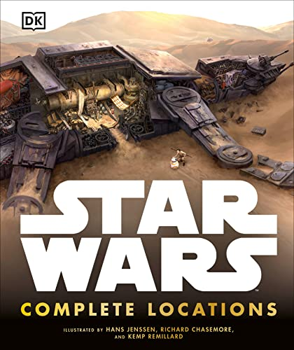 Star Wars: Complete Locations: