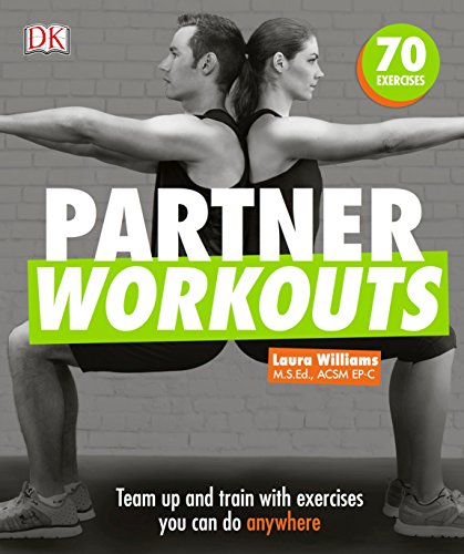 9781465453488: Partner Workouts: Team up and train with exercises you can do anywhere