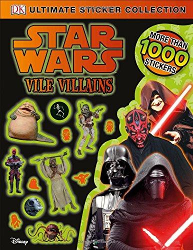 Star Wars: Vile Villains (Paperback or Softback)