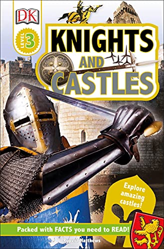 9781465453938: Knights and Castles (Dk Readers, Level 3)