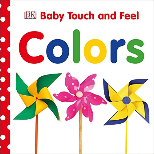 Baby Touch and Feel: Colors: Love, Carrie