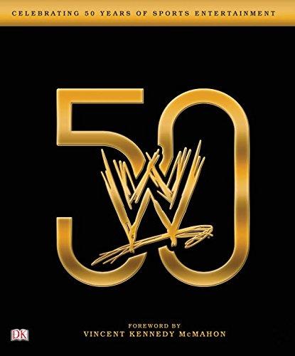9781465456175: WWE 50: Paperback