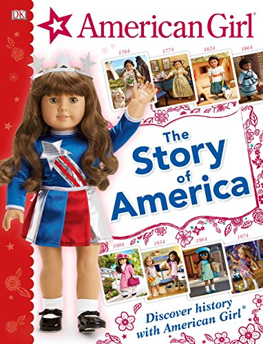 9781465456892: American Girl: The Story of America