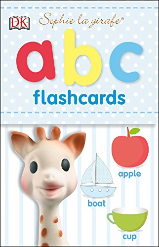 9781465457028: Sophie la girafe: ABC Flashcards