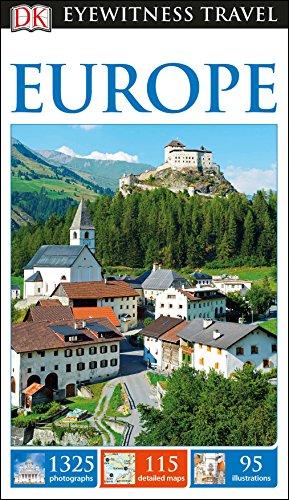 9781465457103: DK Eyewitness Travel Guide: Europe