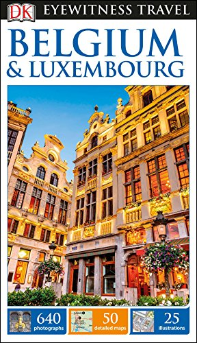 9781465457417: DK Eyewitness Travel Guide Belgium and Luxembourg