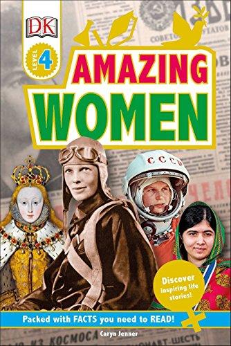 9781465457684: Amazing Women (DK Readers: Level 4)