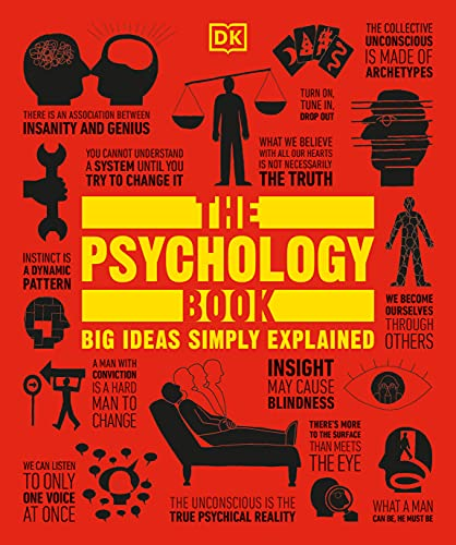 9781465458568: The Psychology Book: Big Ideas Simply Explained