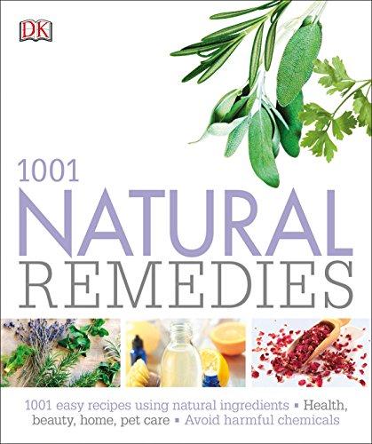 9781465458780: 1001 Natural Remedies