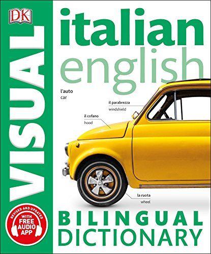 Italian English Bilingual Visual Dictionary: